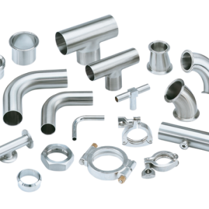 Hygienic DIN 11850 fittings