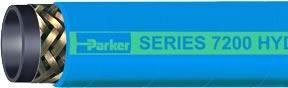 Hydrocarbon Drain Hose Oil Resistant Non-Skive E-Z Crimp Series 7200