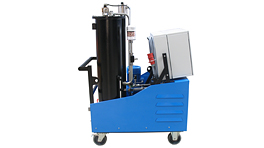 Mobile Fluid Purifier Systems